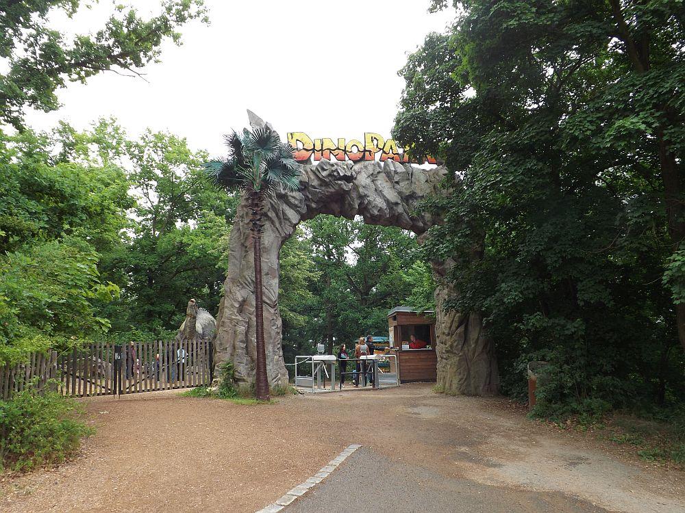 Dinopark (Zoo Plzen)