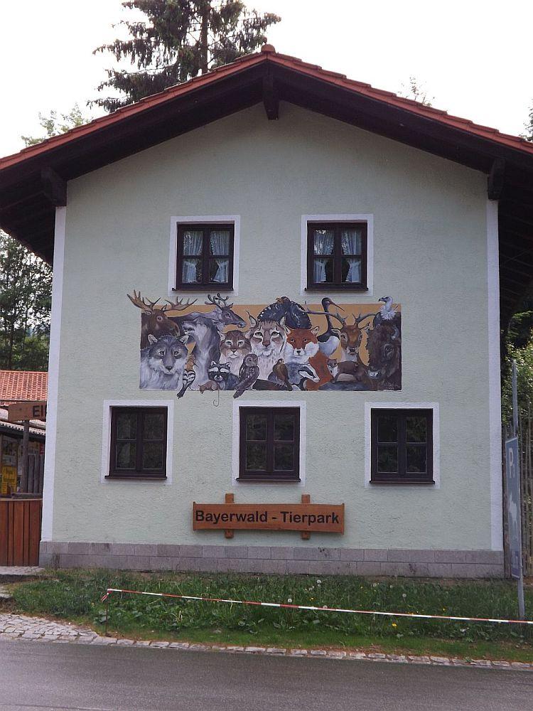 Bayerwald-Tierpark