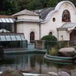 Aquarium - Eingang (Zoo Leipzig)