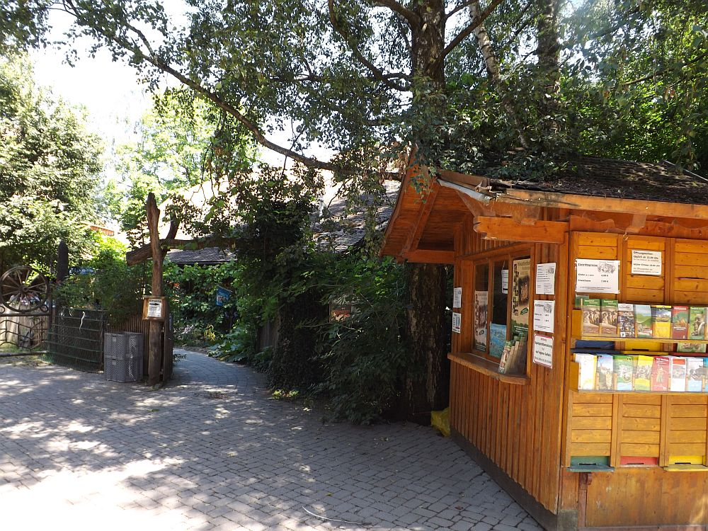 Eingang (Bodensee-Zoo)