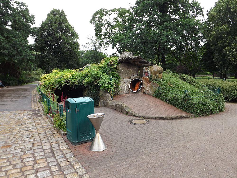 Zoo unter der Erde (Zoo Dresden)