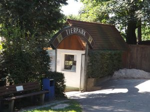 Eingang (Tierpark Göppingen)