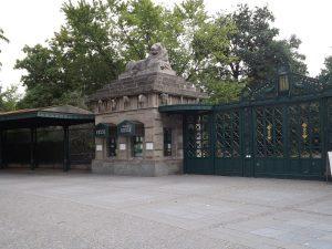 Eingang (Zoo Berlin)