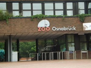 Eingang (Zoo Osnabrück)