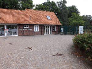 Eingang (Naturzoo Rheine)