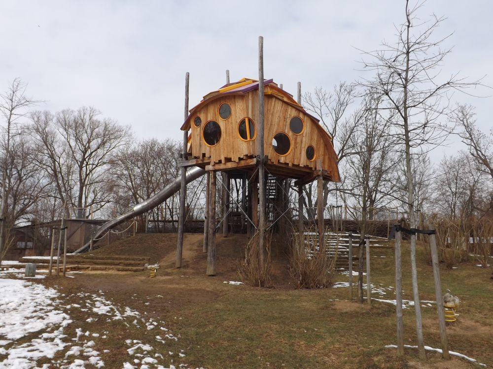 Spielplatz (Zoologischer Garten Hof)