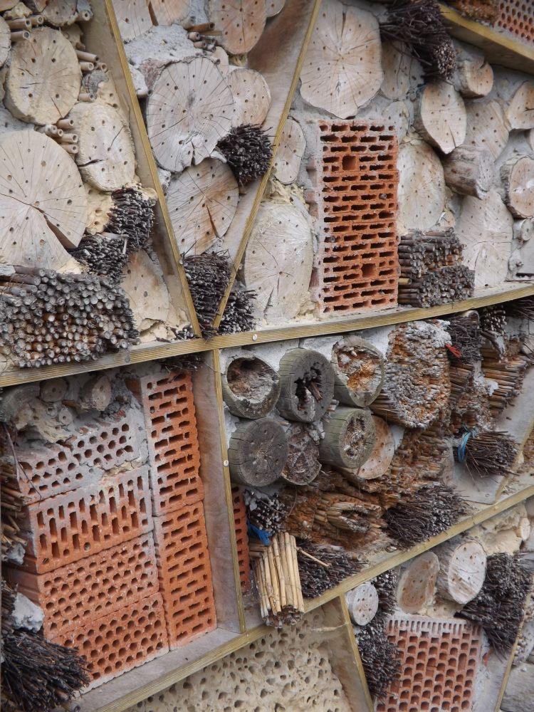 Insektenhotel (Tiergarten Straubing)