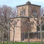 Damaszenerhalle (Wilhelma)
