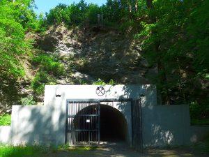 Rabensteiner Felsendome, Eingang