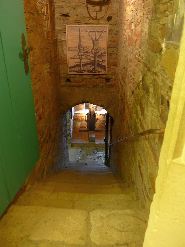 Folterkeller (Schloss Augustusburg)