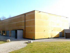 Museumshalle (Dinopark Altmühltal)