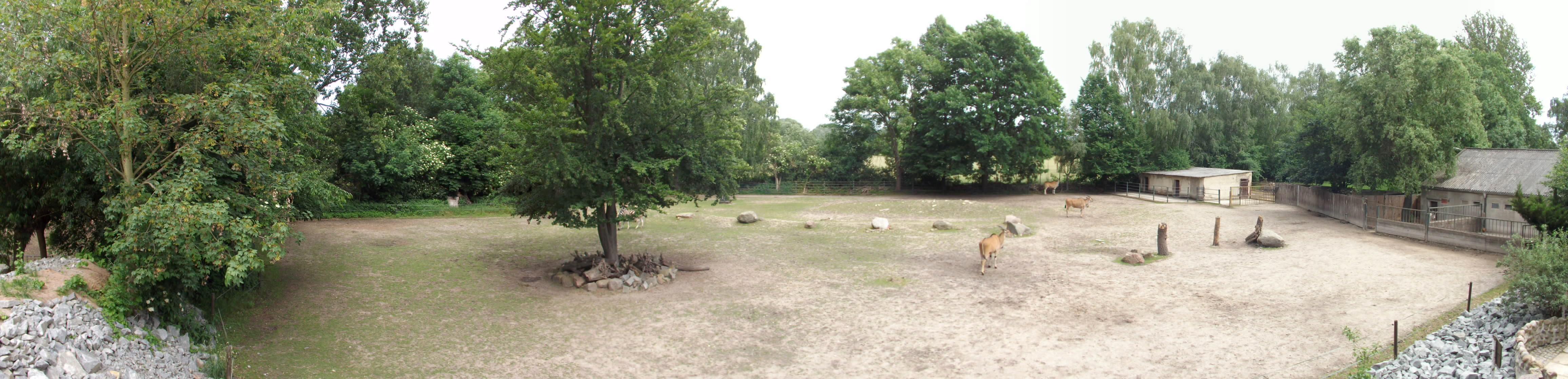 Afrikaanlage (Tiergarten Delitzsch)