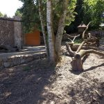 Nasenbärenanlage (Tierpark Wismar)