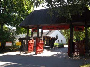 Eingang (Tierpark Wismar)