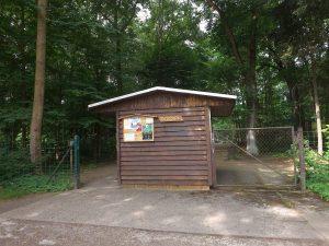 Eingang (Tierpark Finsterwalde)