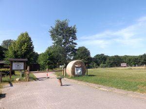 Eingang (Haustierpark Lelkendorf)