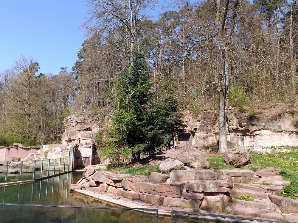 Eisbärenalage (Tiergarten Nürnberg)