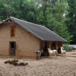 Pferdestall (Tierpark Köthen)