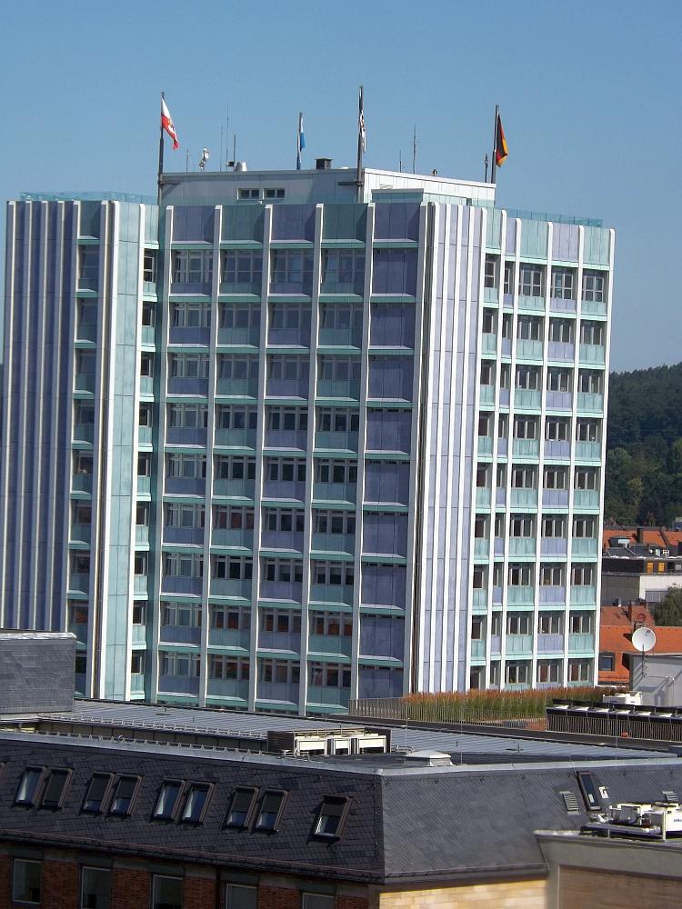 Rathaus Bayreuth