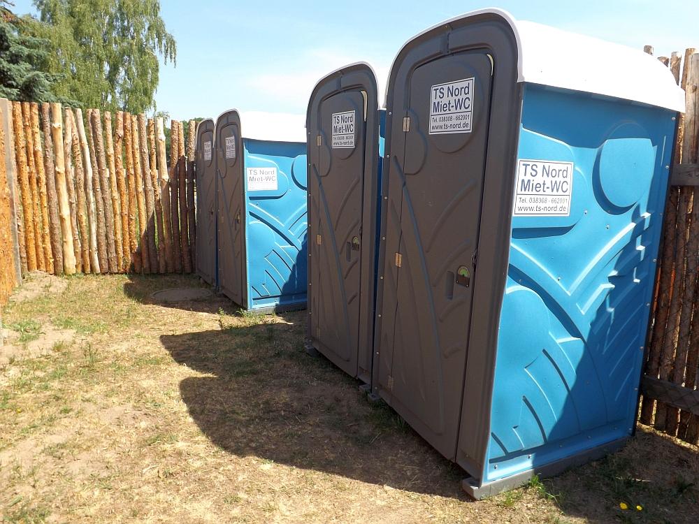 Toilettenanlage (Tiererlebnispark Müritz)