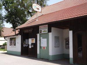 Eingang (Wildpark Ortenburg)