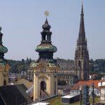 Ursulinenkloster und Mariendom