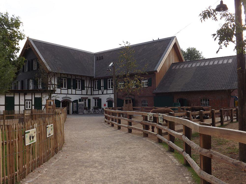 Clemenshof (Zoo Köln)
