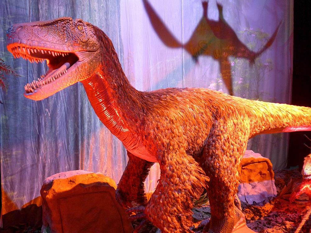Dakotaraptor (Dinoworld)