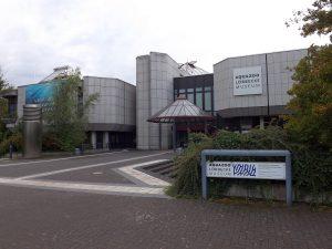 Eingang (Aquazoo Löbbecke Museum)