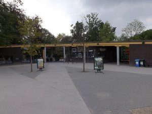 Eingang (Zoo Planckendael)