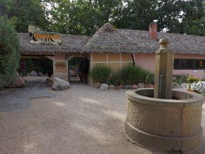 Eingang (Tierpark Essehof)