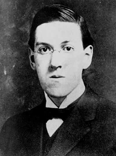 H. P. Lovecraft, 1915