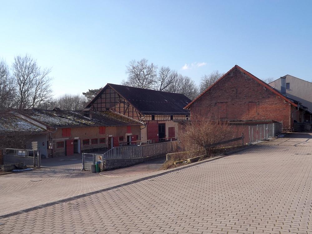Schaubauernhof (Thüringer Zoopark)