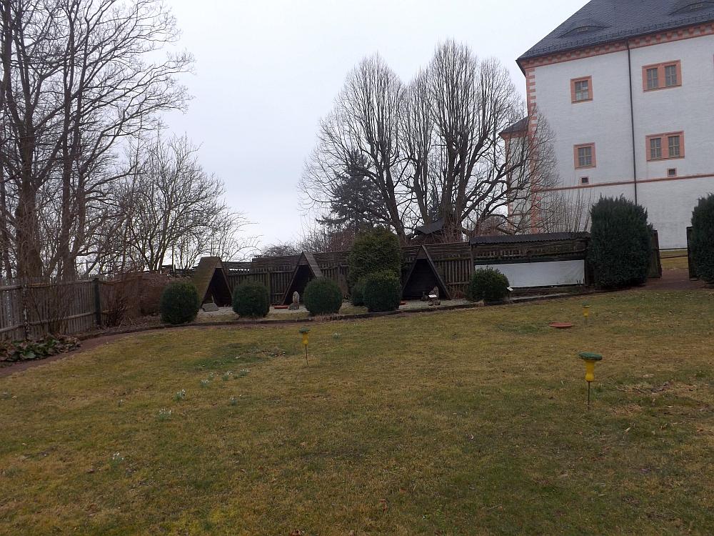 Sächsischer Falkenhof Augustusburg