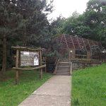 Luchsanlage (Zoopark Chomutov)
