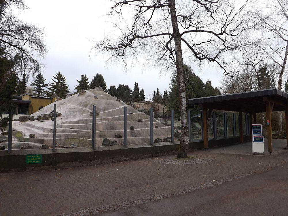 Steinbockanlage (Zoo Augsburg)