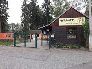 Eingang (Tierpark Limbach-Oberfrohna)