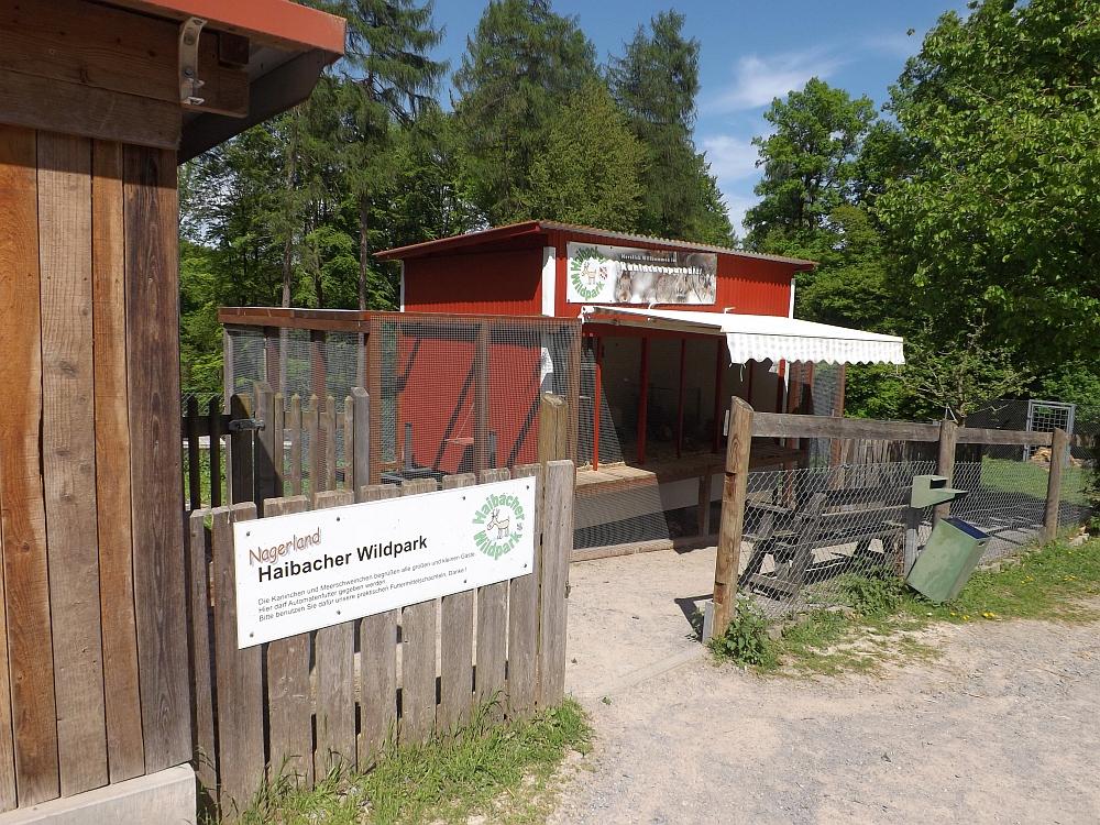 Nagerland (Wildpark Haibach)