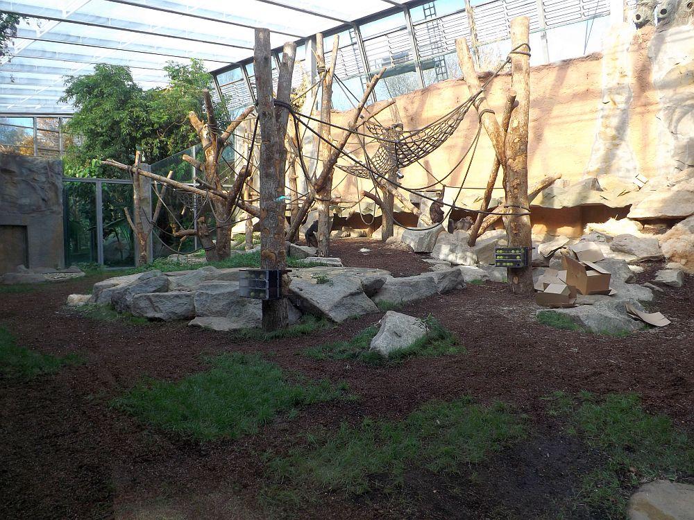Schimpansenanlage (Tierpark Hellabrunn)