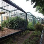 Außenanlagen des Alfred-Brehm-Hauses (Tierpark Berlin)