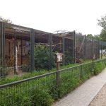 Papageienvoliere (Tiergarten Delitzsch)