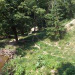 Wolfsanlage (Zoo Brno)