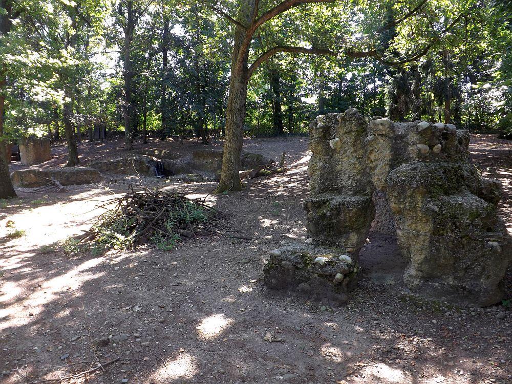Gemsenanlage (Tierpark Lange Erlen)