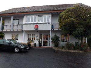 Unser Hotel in Kassel