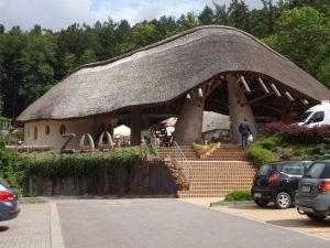 Eingang (Zoo Jihlava)
