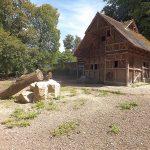 Rentieranlage (Zoo Mulhouse)
