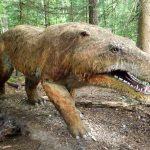 Andrewsarchus mongolensis (Dinopark Altmühltal)