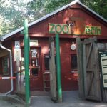 Eingang (Zoo Decin)