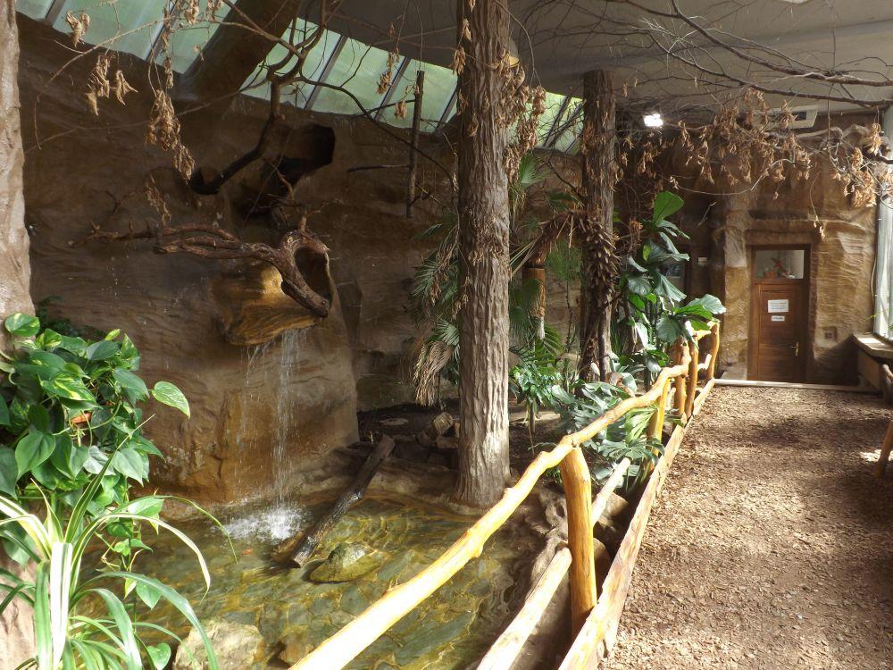 Vogelhaus (Zoo Decin)