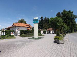 Eingang (Zoo Zlin)